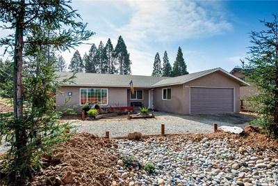 Oakhurst Single Family Home For Sale: 52842 Cedar Drive