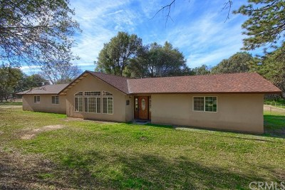 North Fork Single Family Home For Sale: 32495 Poy Ah Now