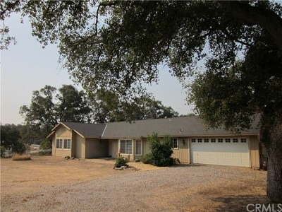 Coarsegold Single Family Home For Sale: 47452 Veater Ranch Road