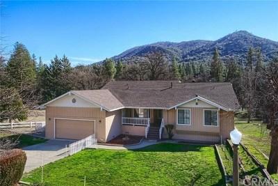 Oakhurst Single Family Home For Sale: 46086 Beechwood Drive