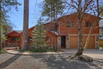 Bass Lake Single Family Home For Sale: 39520 Deer