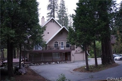 Fish Camp CA Single Family Home For Sale: $1,350,000