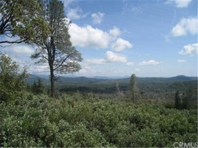 Mariposa Residential Lots & Land For Sale: Buckingham Mountain