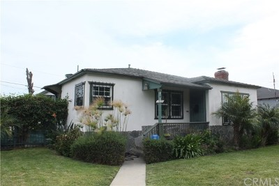 Lake Los Angeles Single Family Home For Sale: 1900 W Century Boulevard
