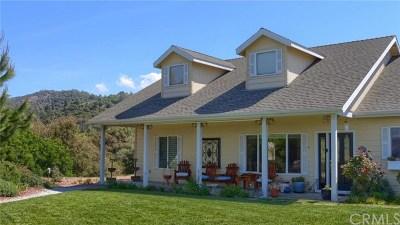 Oakhurst Single Family Home For Sale: 48042 Miami Highlands Drive