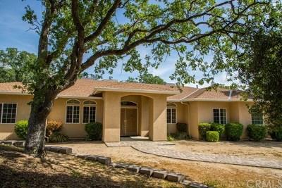 Coarsegold Single Family Home For Sale: 31191 North Dome Drive