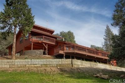 Oakhurst Single Family Home For Sale: 42203 Oak Lane