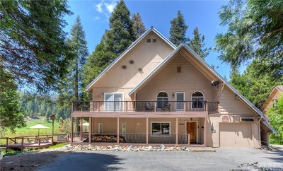 Fish Camp CA Single Family Home For Sale: $998,000