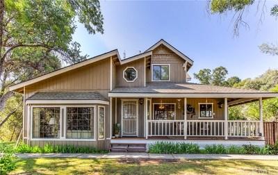 Oakhurst Single Family Home For Sale: 40844 Indian Springs Road