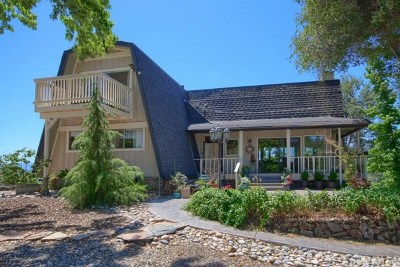Ahwahnee Single Family Home For Sale: 43588 Glenn Baker Road
