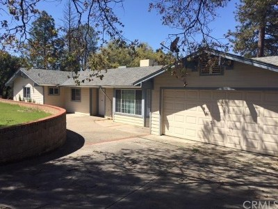 Mariposa Single Family Home For Sale: 3825 Pinecrest Drive