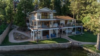 Bass Lake Single Family Home For Sale: 39227 Arrow
