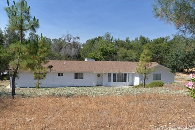 Coarsegold Single Family Home For Sale: 31200 Revis Road