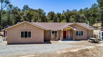 Oakhurst Single Family Home For Sale: 49316 Haven Hill Circle