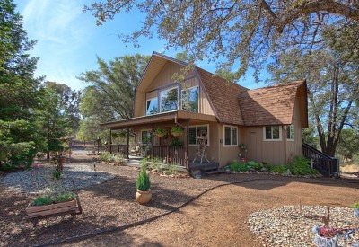 Coarsegold Single Family Home Active Under Contract: 31806 Blackfoot Road