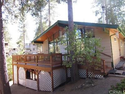 Oakhurst Single Family Home For Sale: 52826 Balsam Drive