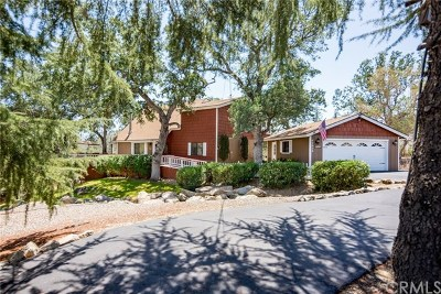 Coarsegold Single Family Home For Sale: 42654 Deep Forest Drive