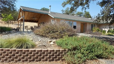 Coarsegold Single Family Home For Sale: 41508 Roaring River Court