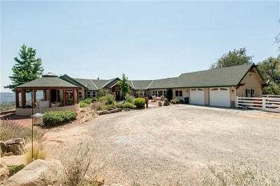 Oakhurst Single Family Home For Sale: 42617 Old Yosemite Road