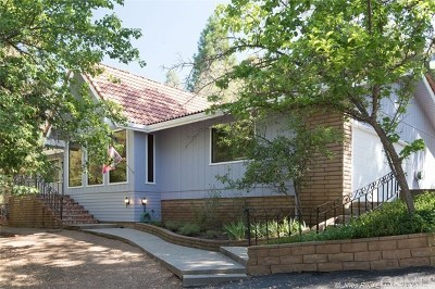 Oakhurst CA Single Family Home For Sale: $429,000