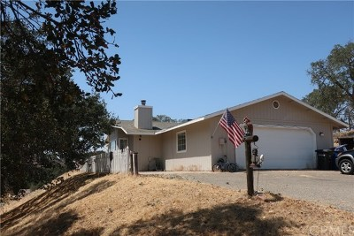 Coarsegold Single Family Home For Sale: 39485 S Lilley Way