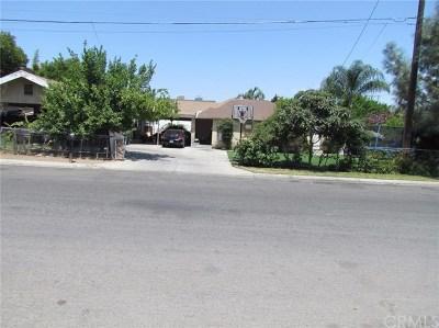 Fresno Multi Family Home For Sale: 2435 S 9th Street