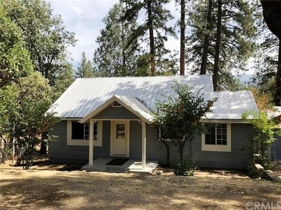 North Fork Single Family Home For Sale: 32837 Road 222