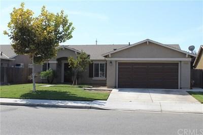 Fresno Single Family Home For Sale: 5270 E Garrett Avenue