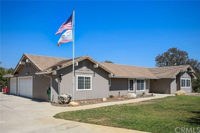 Coarsegold Single Family Home For Sale: 47609 Willow Pond Road
