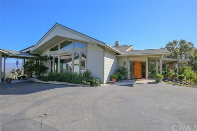 Ahwahnee Single Family Home For Sale: 43736 Highway 49
