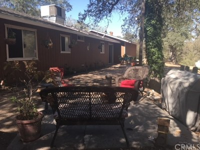 Coarsegold Single Family Home For Sale: 46427 Oonay Nation Road