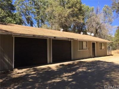 Oakhurst Single Family Home For Sale: 38193 Pine Crest Court