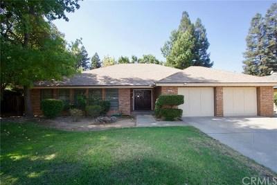 Fresno Single Family Home For Sale: 459 E Richmond Avenue