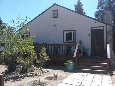 Cedarpines Park Single Family Home For Sale: 21941 Mojave River Road