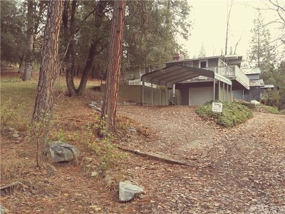 Bass Lake CA Single Family Home For Sale: $324,000