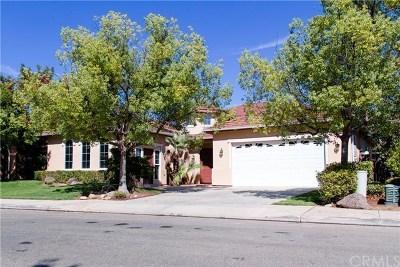Clovis Single Family Home For Sale: 2887 Austin Avenue