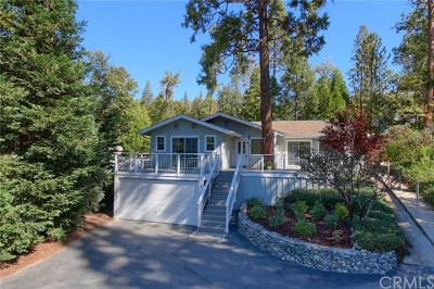 Bass Lake Single Family Home For Sale: 53279 Road 432
