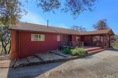 Oakhurst Single Family Home For Sale: 40416 Jean Road E