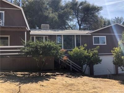 Oakhurst Single Family Home For Sale: 39433 Washburn Lane
