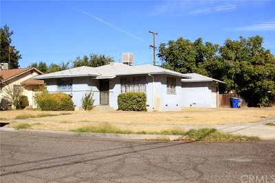 Fresno Multi Family Home For Sale: 3856 N Hacienda Drive