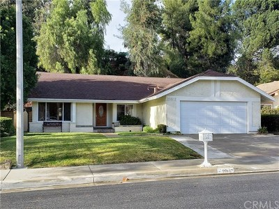 Saugus Single Family Home For Auction: 20617 Alaminos Drive