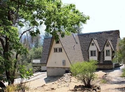 Oakhurst Single Family Home For Sale: 38598 Bon Veu Circle
