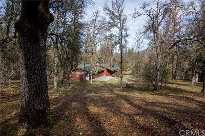 Oakhurst Single Family Home For Sale: 37583 Bear Meadow Road