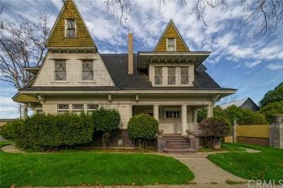 Merced Single Family Home For Sale: 2306 K Street