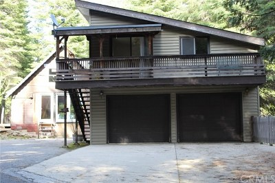 Fish Camp Single Family Home For Sale: 7731 Forest