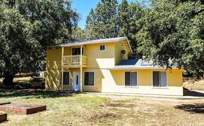 Oakhurst Single Family Home For Sale: 51474 Road 632