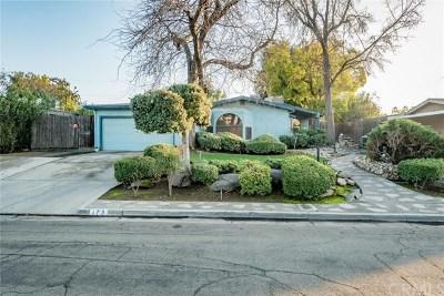 Fresno Single Family Home For Sale: 173 W Celeste Avenue