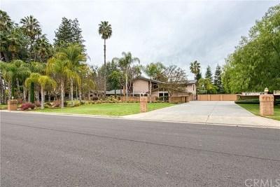 Fresno Single Family Home For Sale: 2320 W Loma Linda Avenue