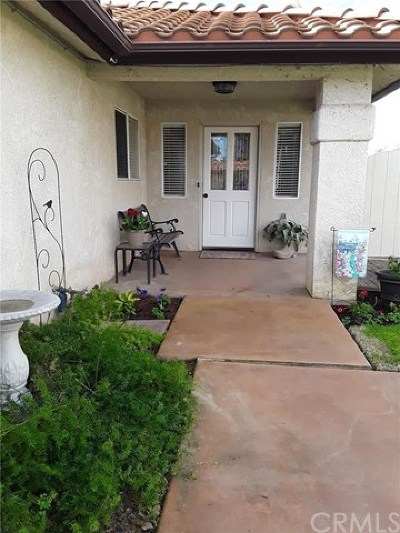 Madera Single Family Home For Sale: 127 Queen Lane