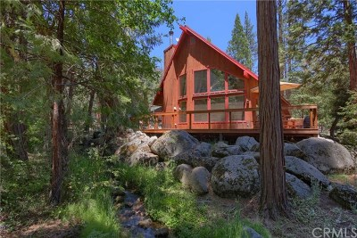 Wawona Single Family Home For Sale: 2636 Mariposa